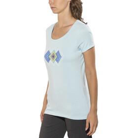 High Colorado Garda 2 - T-shirt manches courtes Femme - bleu